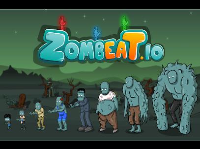 Zombeat.io – io games zombie MOD APK 1.2.9 (Ads Free) 8