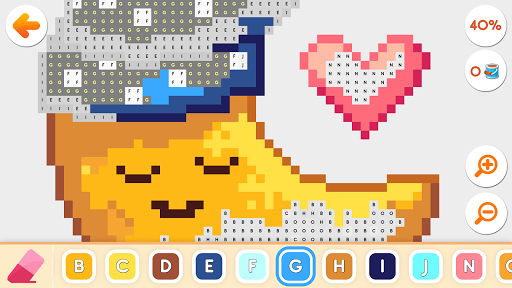 ARTNUM - Color by Number & Pixel Art v1.0.14 screenshots 6