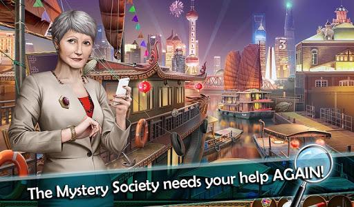 Mystery Society 2: Hidden Objects Games apkslow screenshots 2