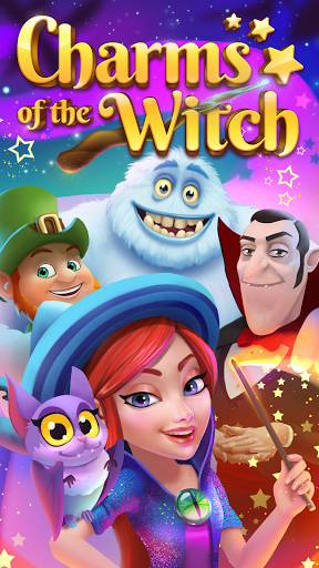 Charms of the Witch: Magic Mystery Match 3 Games 2.33.0 screenshots 8