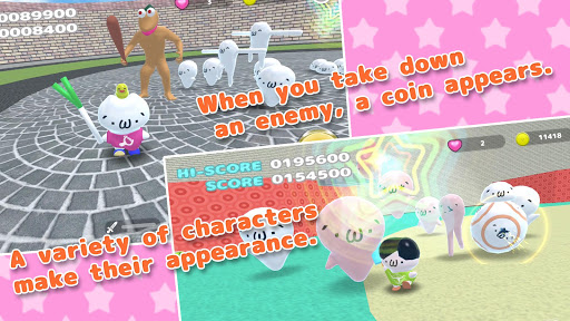 Syobon Musou 3D Action Game 1.6.0 screenshots 3
