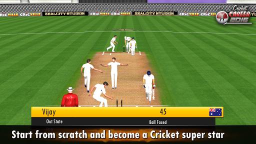 Cricket Career 2016 3.3 Screenshots 9