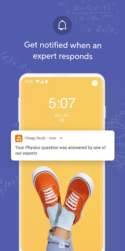 Chegg Study - Homework Help 9.5.3 Screenshots 5