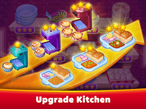 Asian Cooking Star: New Restaurant & Cooking Games android2mod screenshots 8