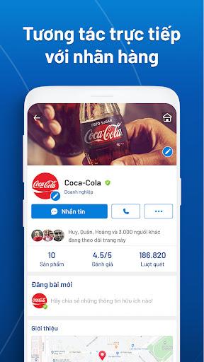 iCheck Social - Mu1ea1ng xu00e3 hu1ed9i su1ea3n phu1ea9m vu00e0 tiu00eau du00f9ng apktram screenshots 5
