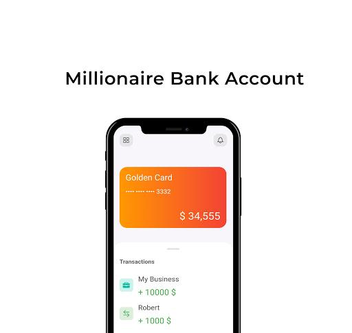 Fake Bank Account Pro hack tool