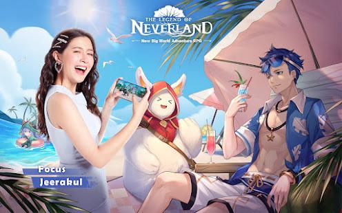 The Legend of Neverland mod apk