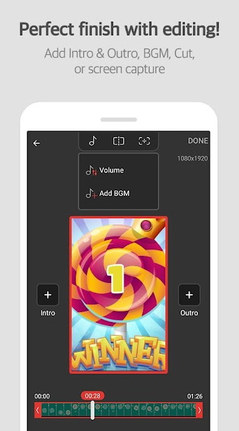 Mobizen Screen Recorder screenshot 3