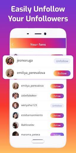 iMetric: Profile Followers Analytics for Instagram 4.11.0 Screenshots 5