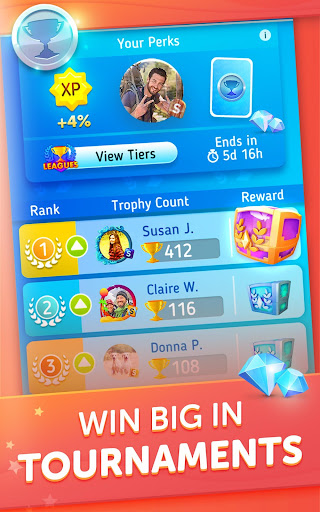 Scrabbleu00ae GO - New Word Game screenshots 14