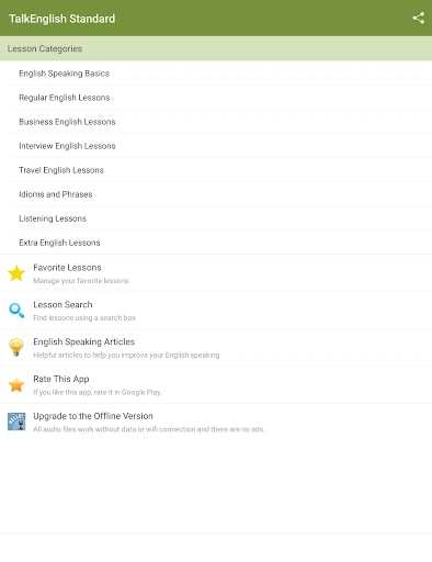 Learn to Speak English 2.4.8 Screenshots 6
