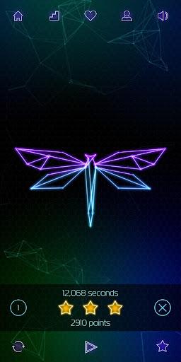 PolyLines 3D - spatial puzzle  screenshots 2