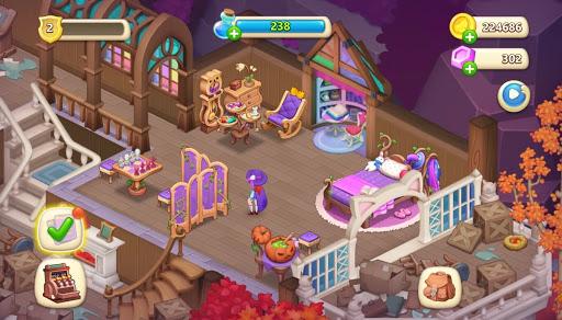 Magicabin: Home Design & Colorful adventure 1.3.4 screenshots 8