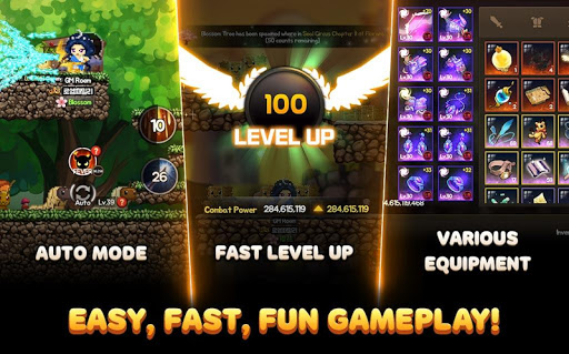 Roem - Pixel Dungeon Raid  screenshots 22