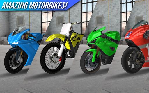 Motorcycle Real Race  screenshots 8