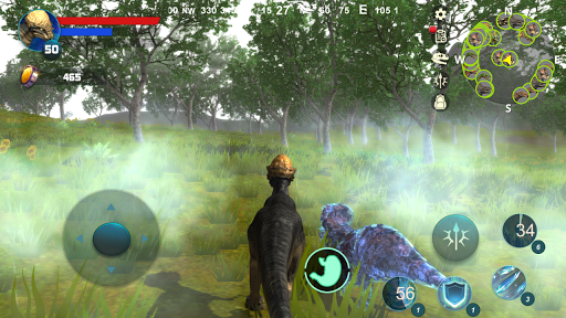 Pachycephalosaurus Simulator 1.0.4 screenshots 1