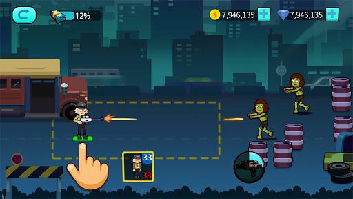 Among the Zombie  screenshots 11