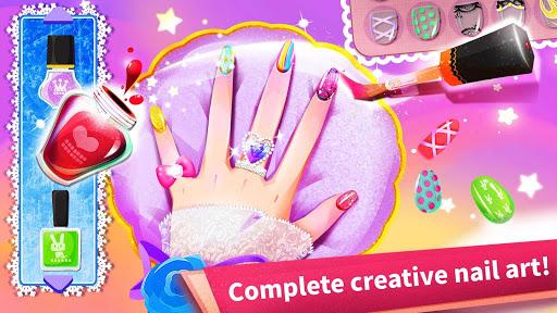 Princess Makeup: Snow Ball 8.52.00.01 screenshots 7