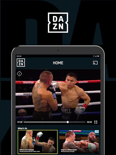 DAZN: Live Sports Streaming  Screenshots 7