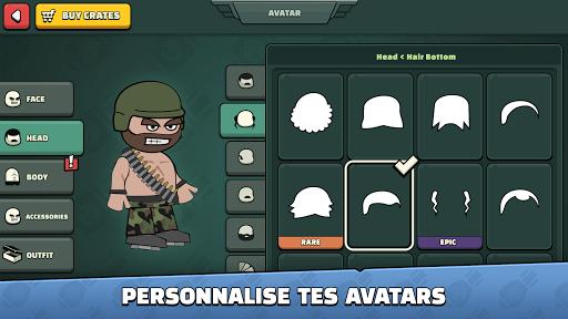 Mini Militia - Doodle Army 2 screenshots apk mod 4