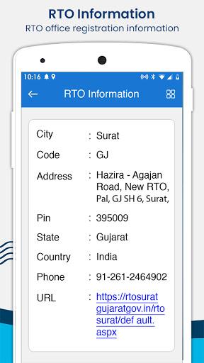 RTO Vehicle Information apktram screenshots 11