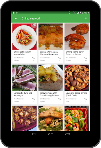 Foto do Seafood Recipes