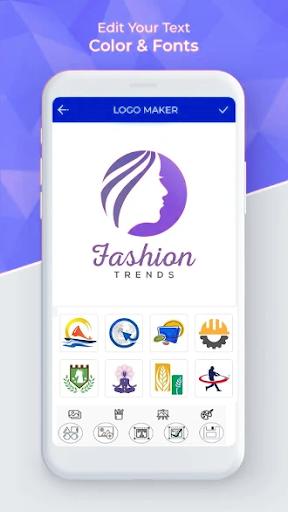 Logo Maker - Logo Creator, Generator & Designer 2.1.9 Screenshots 11