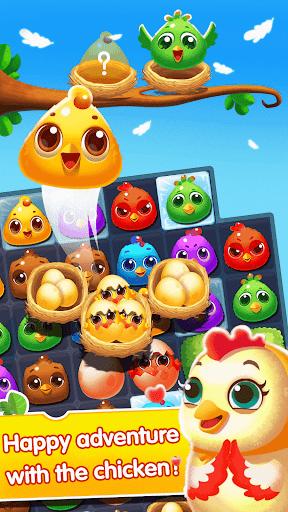 Chicken Splash 2 - Collect Eggs & Feed Babies apktram screenshots 8