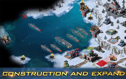 Warship Command: Conquer The Ocean 1.0.12.4 screenshots 4