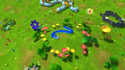 Snake Rivals - New Snake Games in 3D goodtube screenshots 13