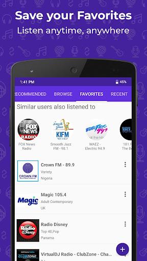 Radio FM 14.0.7 Screenshots 4
