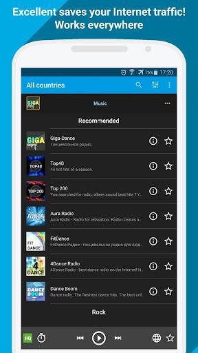 Radio Online - PCRADIO  screenshots 1