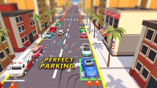 drift car parking 2019: 3d skiddy racing games screenshot 2