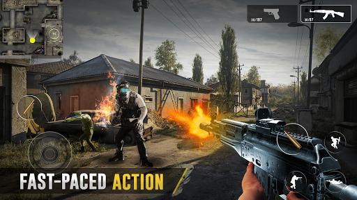 Assassin Zombie Shooter : Apocalypse Survival 2020  screenshots 1
