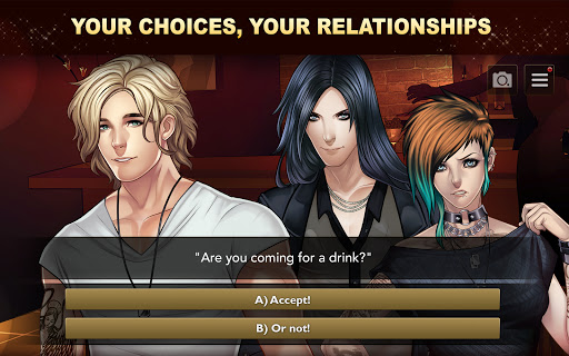 Is It Love? Colin - Romance Interactive Story android2mod screenshots 19