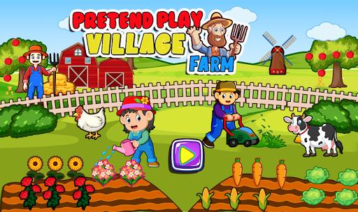 Code Triche Faire semblant de jouer à la vie de village et de APK MOD (Astuce) screenshots 1