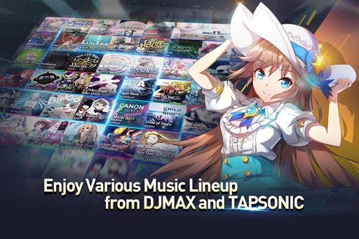 TAPSONIC TOP - Music Grand prix 1.23.11 Screenshots 3