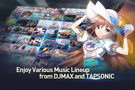 TAPSONIC TOP - Music Grand prix screenshots 3