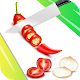 Knife Slice Game: Knife Cutting Vegetables & Fruit para PC Windows