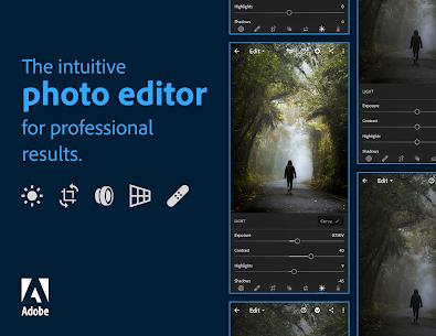 Lightroom Mod APK – Best Photo Editor 1
