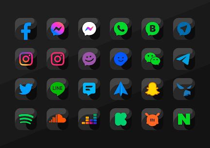 Anubis Black – Icon Pack Apk 2.1 (Paid) 8
