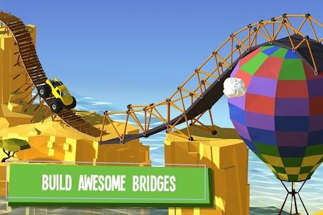 Build a Bridge Hileli Apk Güncel 2021** 2