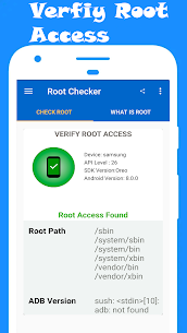 Free Root Checker  with Terminal Emulator and SafetyNet Apk Download 2021 3