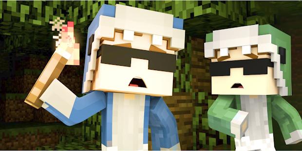 Shark Boy Skin for Minecraft