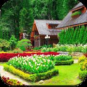 Garden Wallpaper 4K