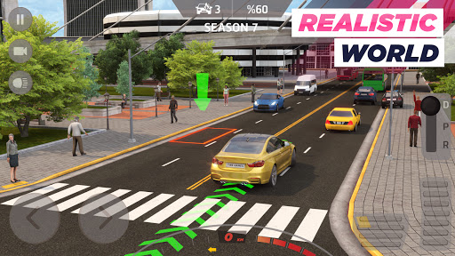 Real Car Parking: City Driving 2.3 screenshots 4