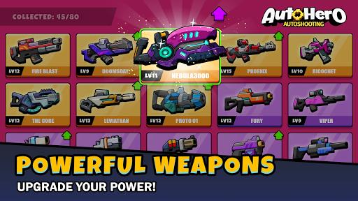 Auto Hero: Auto-fire platformer  screenshots 4