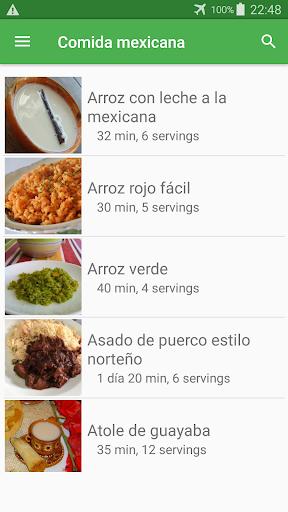 Foto do Recetas de comida mexicana en español gratis.
