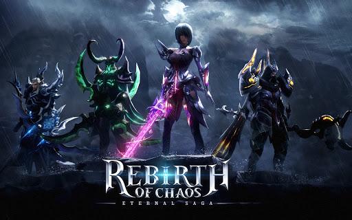 Rebirth of Chaos: Eternal saga 1.34 screenshots 1