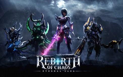 Rebirth of Chaos Eternal saga Apk Download 1